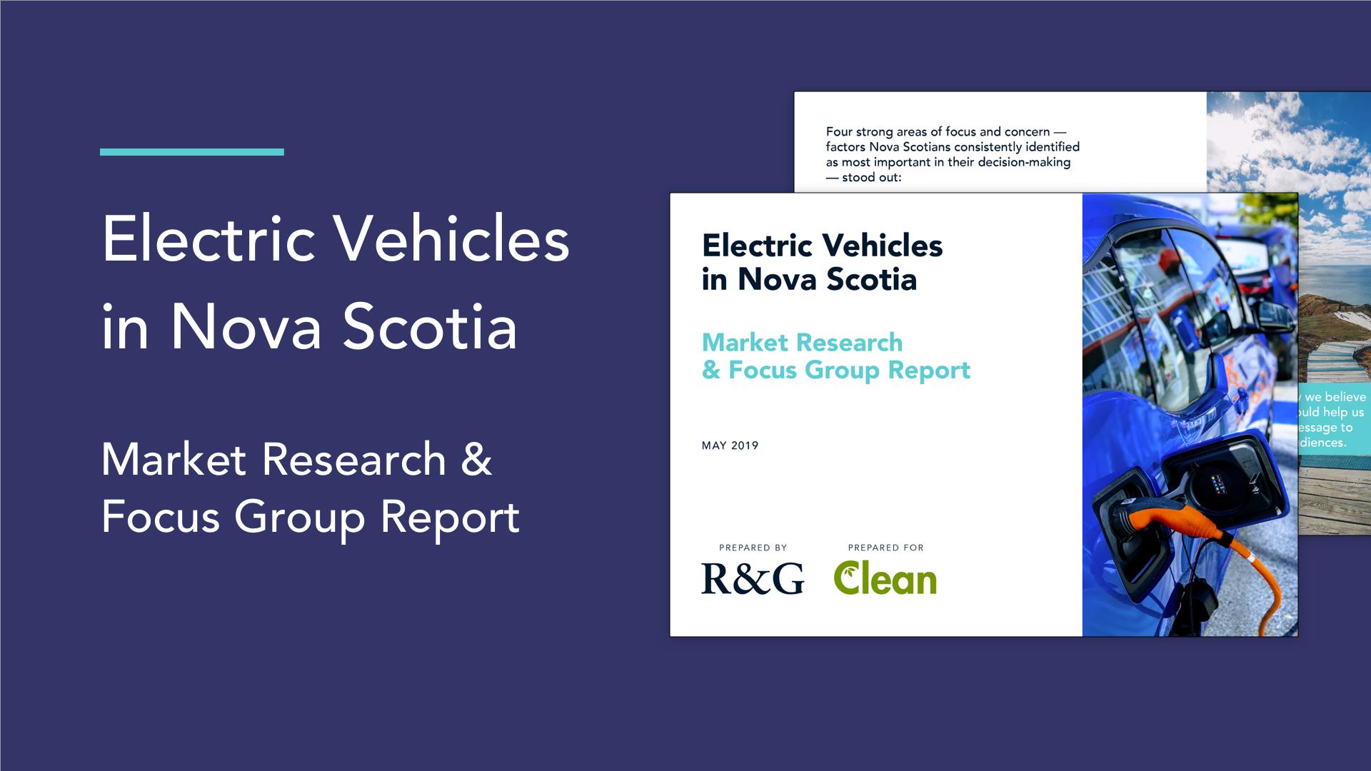 EV Research Report Cover