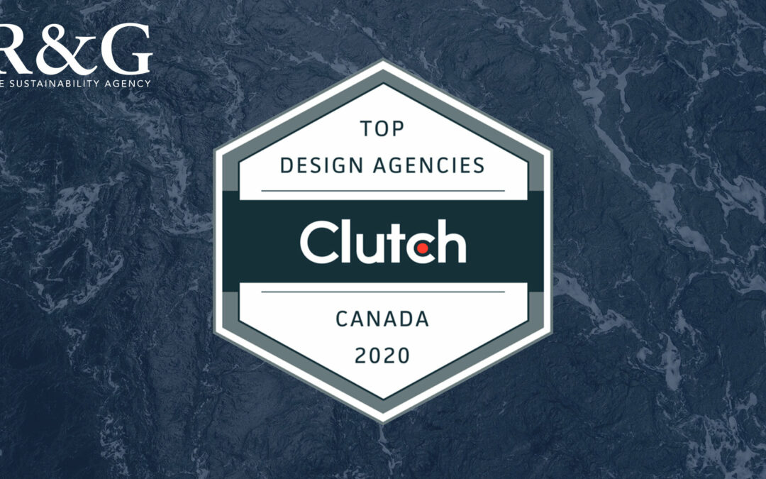 R&G Strategic Recognized as Top Design Agency by Clutch