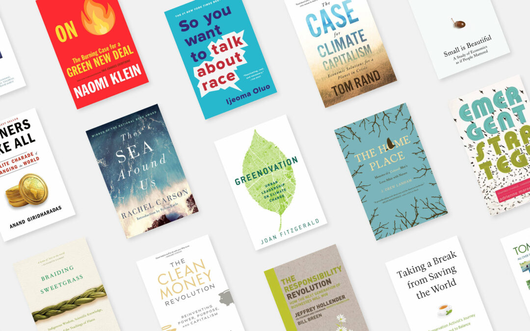 15 Best Sustainability Books Recommended By Sustainability Experts
