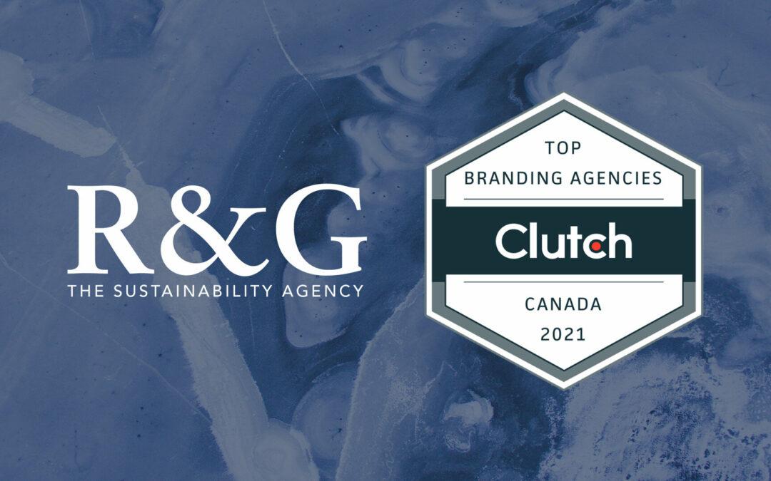 Clutch Names R&G Strategic as Nova Scotia's Top Branding Agency