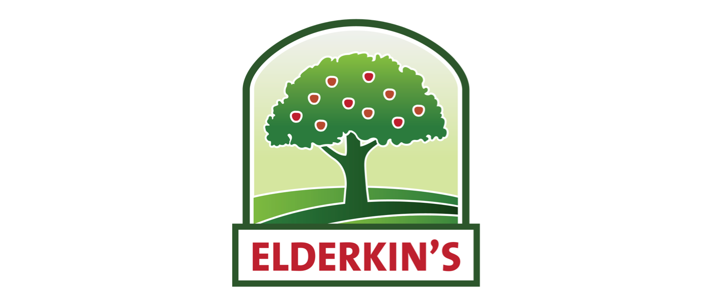 Elderkin's logo resdesign by R&G Strategic
