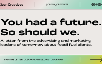 R&G Strategic proudly co-signs the Clean Creatives open letter